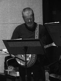 Ivan Smékal, banjo