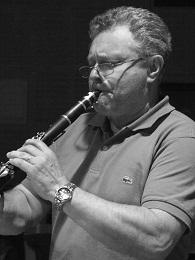 Josef Krchňák, klarinet